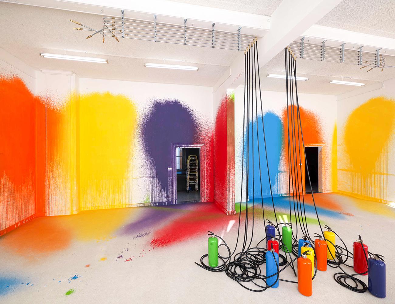 01 © Rutger de Vries, Color Disperser, 2019, Photo by Jan Tengbergen