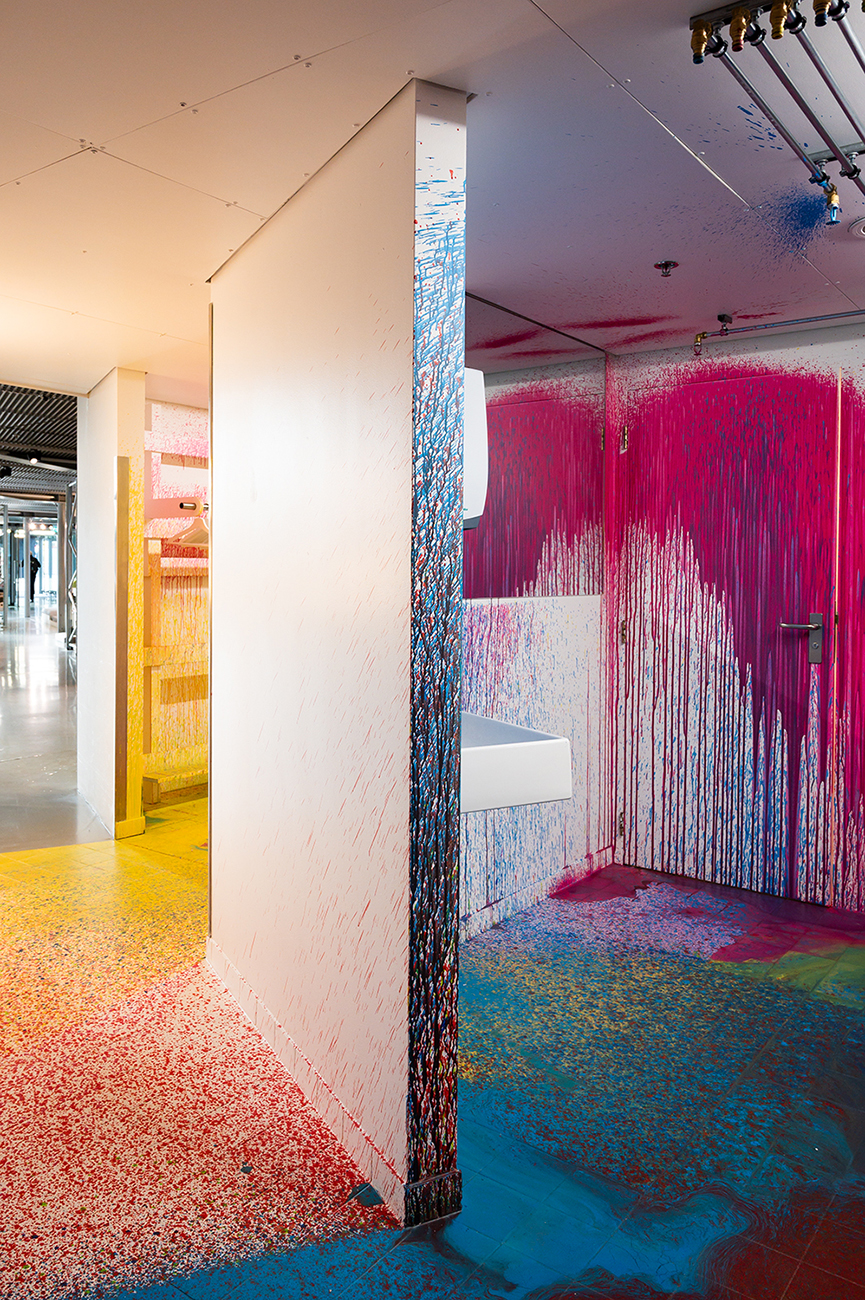 01 © Rutger de Vries, Color Sprinklers, 2020, Photo by Petra van der Ree