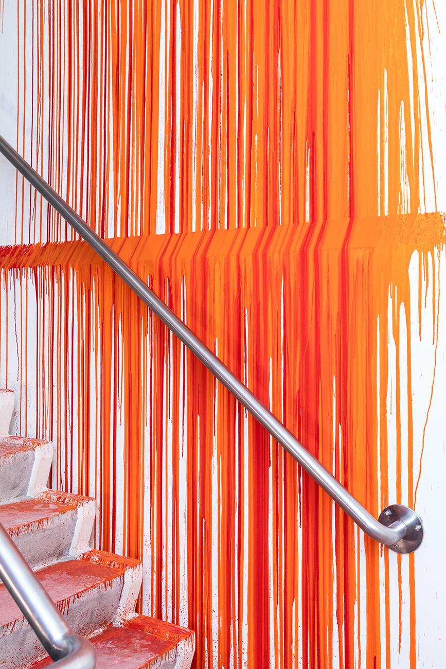 01 © Rutger de Vries, Color Staircase, 2019, Photo by Jan Willem Kaldenbach