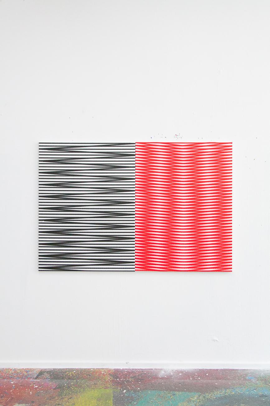 01 © Rutger de Vries, Moiré 3, 2020, Photo by Rutger de Vries