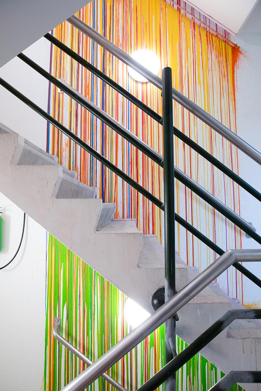 04 © Rutger de Vries, Color Staircase, 2019, Photo by Jan Willem Kaldenbach
