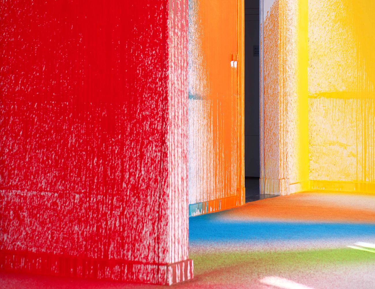 05 © Rutger de Vries, Color Disperser, 2019, Photo by Jan Tengbergen
