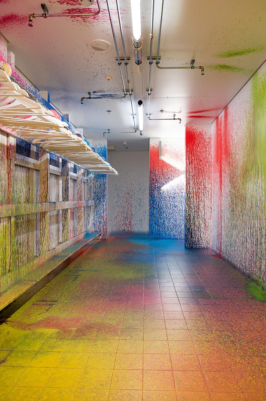 05 © Rutger de Vries, Color Sprinklers, 2020, Photo by Petra van der Ree