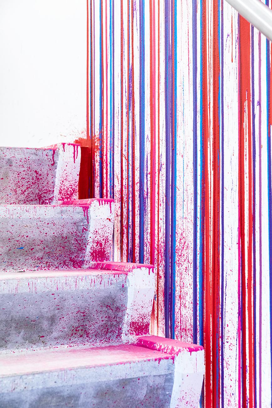 05 © Rutger de Vries, Color Staircase, 2019, Photo by Jan Willem Kaldenbach
