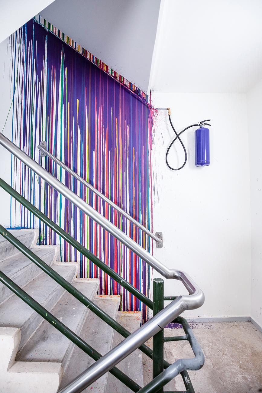 06 © Rutger de Vries, Color Staircase, 2019, Photo by Jan Willem Kaldenbach